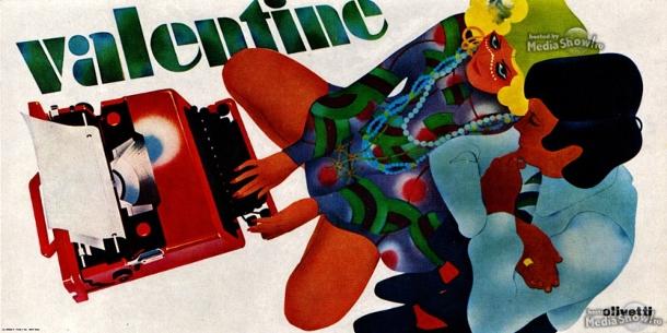Helge Timmerberg: Die rote Olivetti