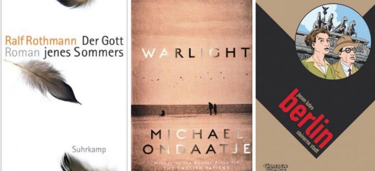 3×2. Weltkrieg – drei Romane ein Thema